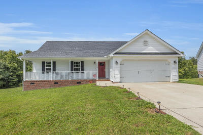Soddy Daisy Single Family Home Contingent: 10809 Callie Marie Dr