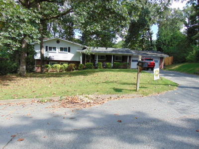 Single Family Home For Sale: 4620 Forest Ln