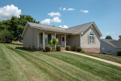 Ooltewah Single Family Home Contingent: 5645 Tucker Rd