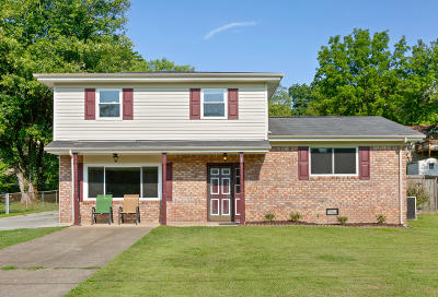 Single Family Home For Sale: 7525 Florence Dr