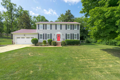 Chattanooga Single Family Home For Sale: 624 Valley Bridge Rd