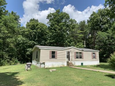 Dunlap TN Single Family Home Contingent: $59,900