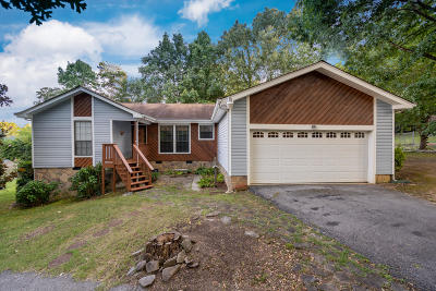 Soddy Daisy Single Family Home For Sale: 2310 Lyons Ln
