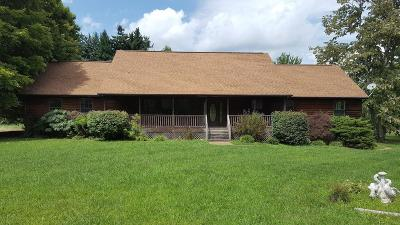 Dunlap TN Single Family Home Contingent: $164,900