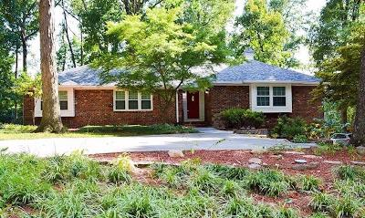 Edgewood Hills Single Family Home For Sale: 365 Dogwood Pl