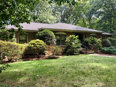 Signal Mountain Single Family Home For Sale: 2 Carriage