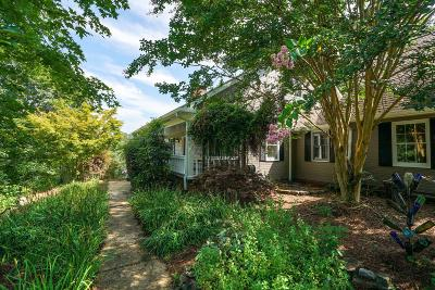 Single Family Home For Sale: 6436 Forest Meade Dr