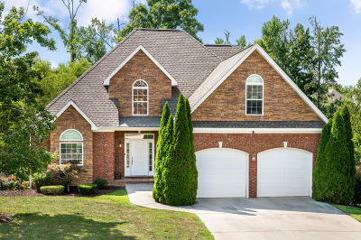 Ooltewah Single Family Home For Sale: 9690 Chaucer Ter