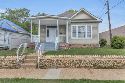 Chattanooga Single Family Home For Sale: 311 S Lyerly St