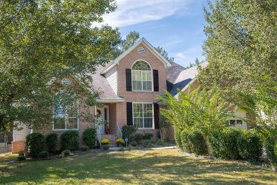 Chattanooga Single Family Home For Sale: 2111 Peterson Dr