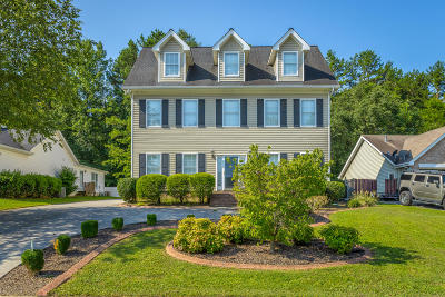 Chattanooga Single Family Home For Sale: 8106 Mee Mee Rd