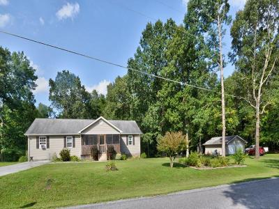 Rhea County Single Family Home Contingent: 407 Sable Rd