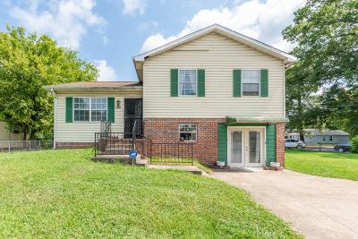Chattanooga Single Family Home For Sale: 1825 Wilcox Blvd
