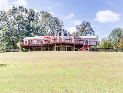 Charleston Single Family Home Contingent: 3160 NE Chatata Valley Rd
