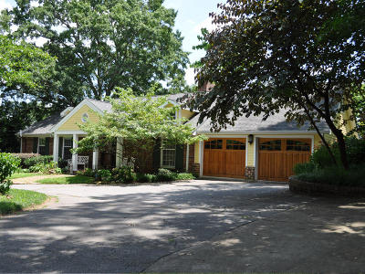 Chattanooga Single Family Home For Sale: 1702 Carroll Ln