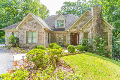 Signal Mountain Single Family Home For Sale: 1126 James Blvd