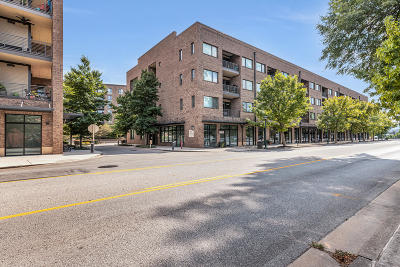 Chattanooga Condo For Sale: 200 Manufacturers Rd #Apt 345