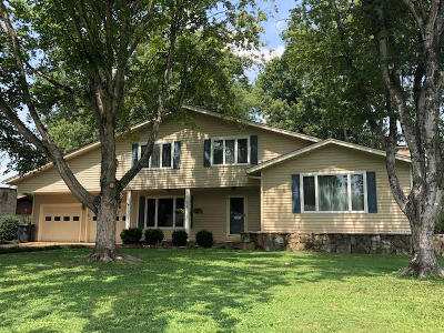 Cleveland Single Family Home Contingent: 2347 NW Interlackin Cir