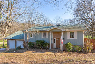 Hixson Single Family Home For Sale: 8706 Forest Hill Dr