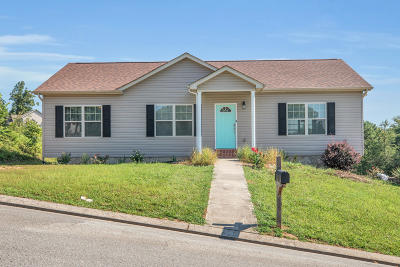 Ooltewah Single Family Home Contingent: 9936 Falcon Crest Dr