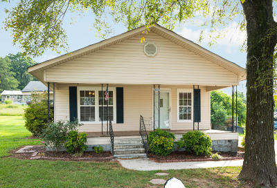 Soddy Daisy Single Family Home For Sale: 111 Porter St