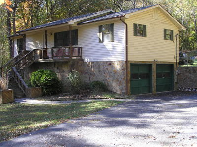 Soddy Daisy Single Family Home For Sale: 12131 Armstrong Rd