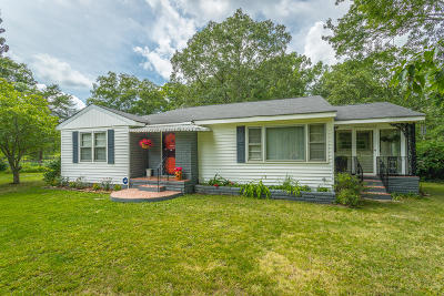 Soddy Daisy Single Family Home For Sale: 1432 Montlake Rd