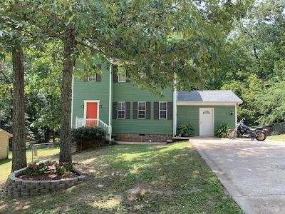 Soddy Daisy Single Family Home Contingent: 9311 Barbee Rd