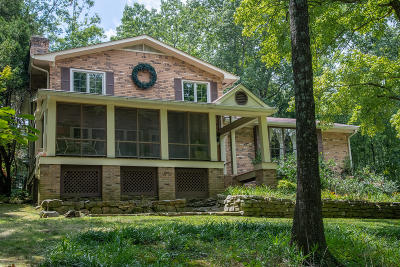Signal Mountain Single Family Home Contingent: 339 S Palisades Dr