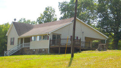 Trenton Single Family Home For Sale: 140 Patterson Dr