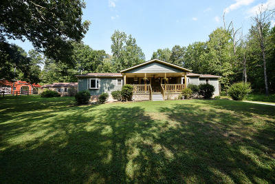 Single Family Home Contingent: 1054 SW Old Alabama Rd