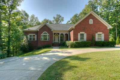 Signal Mountain Single Family Home For Sale: 2405 Fox Run Dr