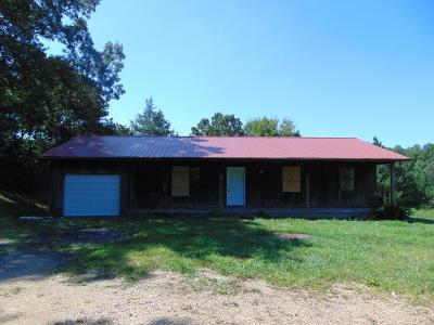 Chickamauga Single Family Home For Sale: 7465 W Highway W 136