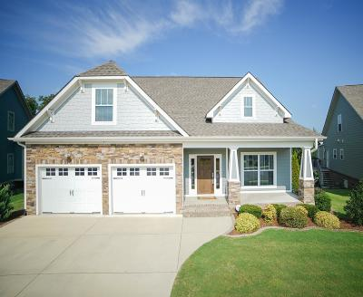 Chattanooga Single Family Home Contingent: 4827 Preserve Dr