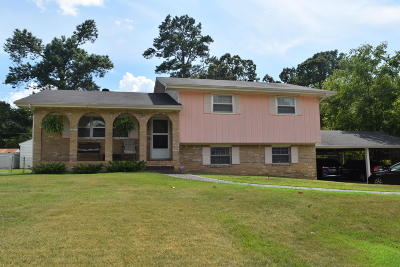 Single Family Home Contingent: 6404 Rosemary Dr