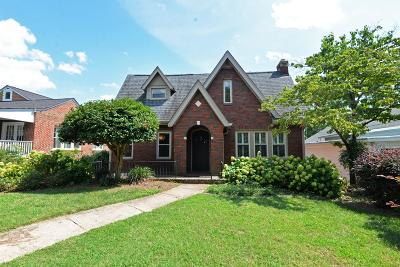 Chattanooga Single Family Home For Sale: 512 Graham St