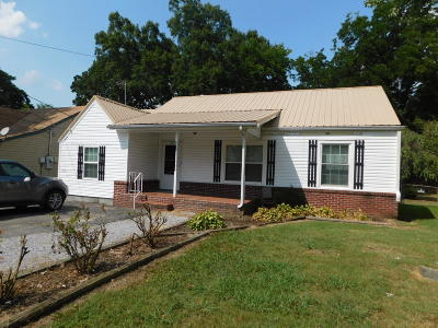 Chattanooga Single Family Home For Sale: 5321 Oakdale Ave