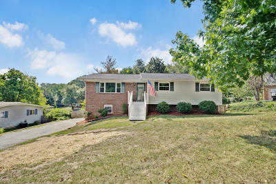 Hixson Single Family Home Contingent: 1202 Northern Hills Rd