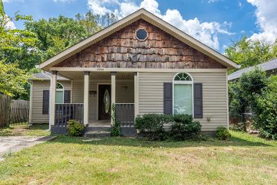 Single Family Home For Sale: 1904 E 13th St