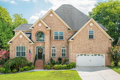 Chattanooga Single Family Home For Sale: 9664 Pecan Springs Cir