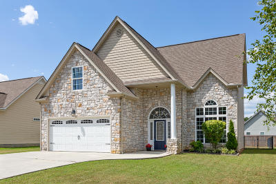 Chattanooga Single Family Home For Sale: 2535 Waterhaven Dr