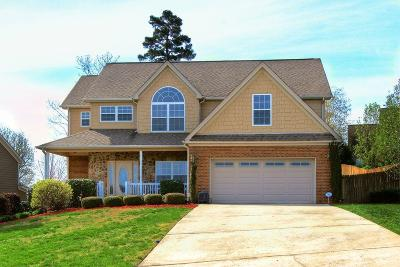 Chattanooga Single Family Home For Sale: 7910 Chianti Way