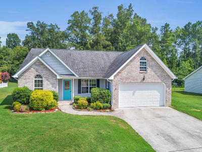 Ringgold Single Family Home Contingent: 170 Creeks Jewell Dr