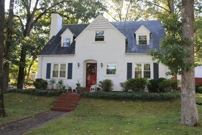 Chattanooga Single Family Home For Sale: 113 Belvoir Ave