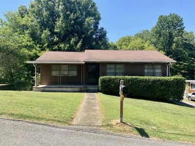 Chattanooga Single Family Home Contingent: 715 Brookfield Ave #15