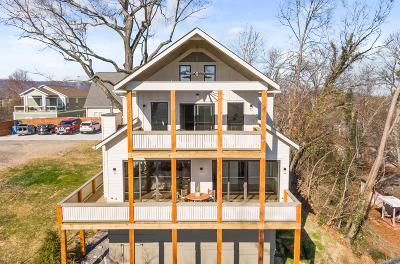 Chattanooga Single Family Home For Sale: 1110 Valentine Circle