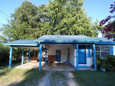 Trenton Single Family Home For Sale: 265 Piney Rd