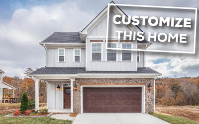 Chattanooga Single Family Home For Sale: 8647 Masons Gate Ln #7
