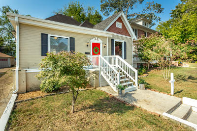 Chattanooga TN Single Family Home For Sale: $265,000
