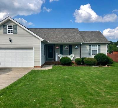 Ringgold Single Family Home For Sale: 24 Hunter Ln